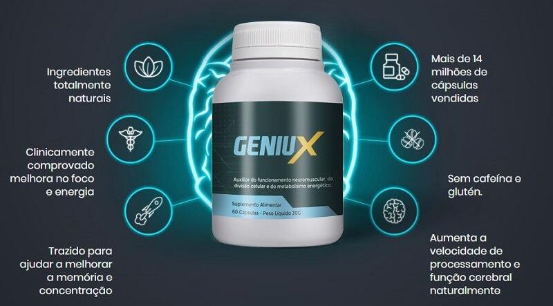 Benefícios Geniux